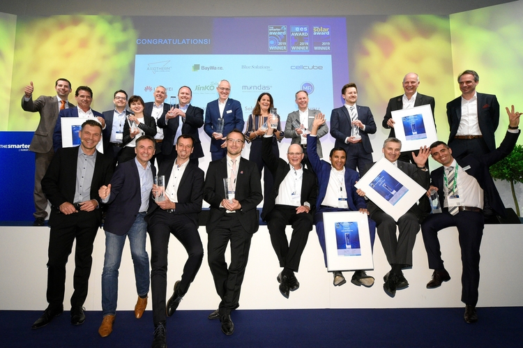 Intersolar AWARD winners 2019